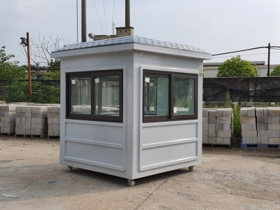 Bốt gác composite Handy Booths