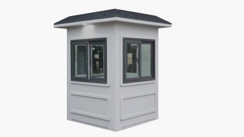 Cabin bảo vệ VC1.5x1.5 bằng FRP