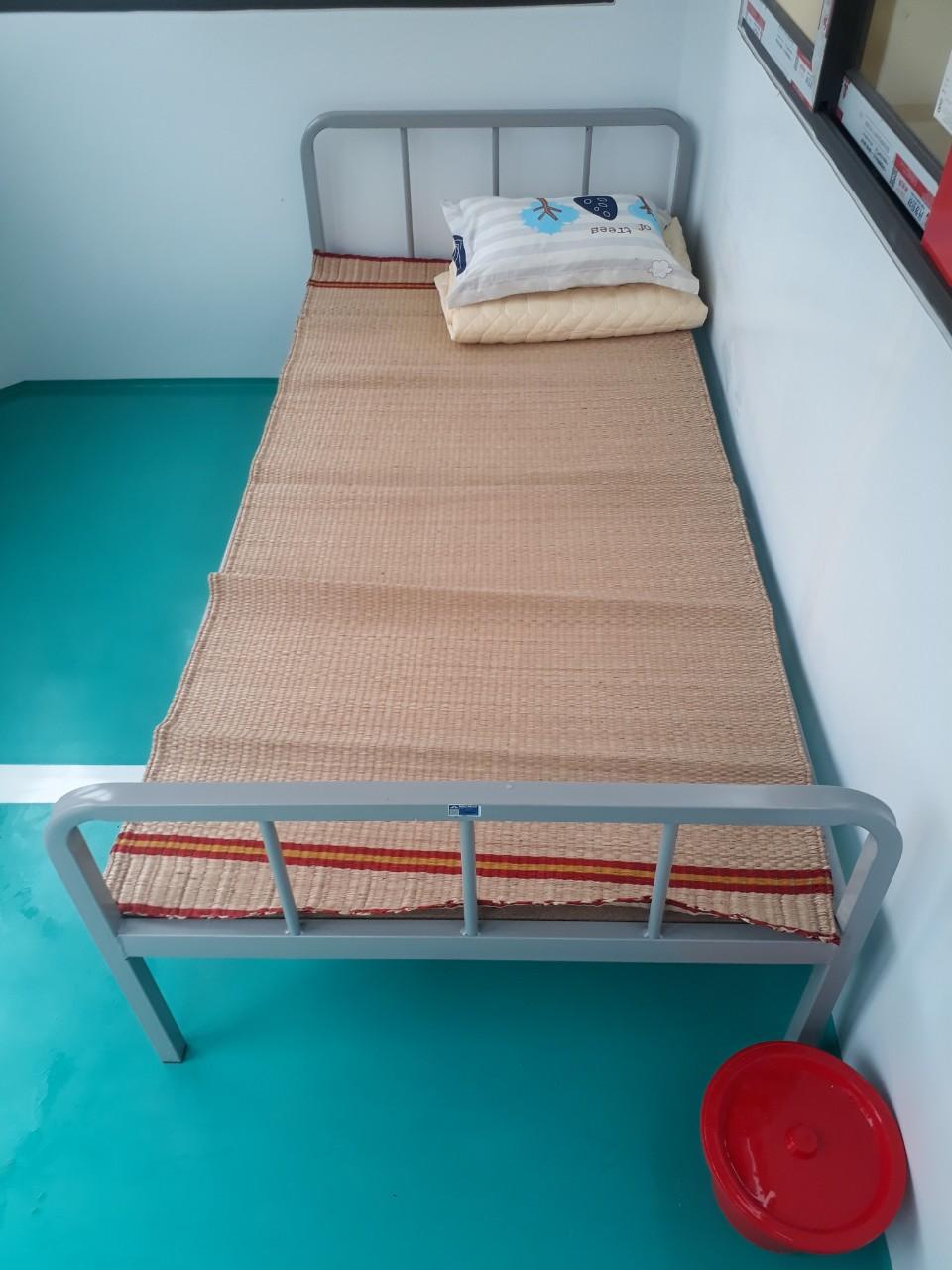 Có thể kê giường ngủ cho người cách ly