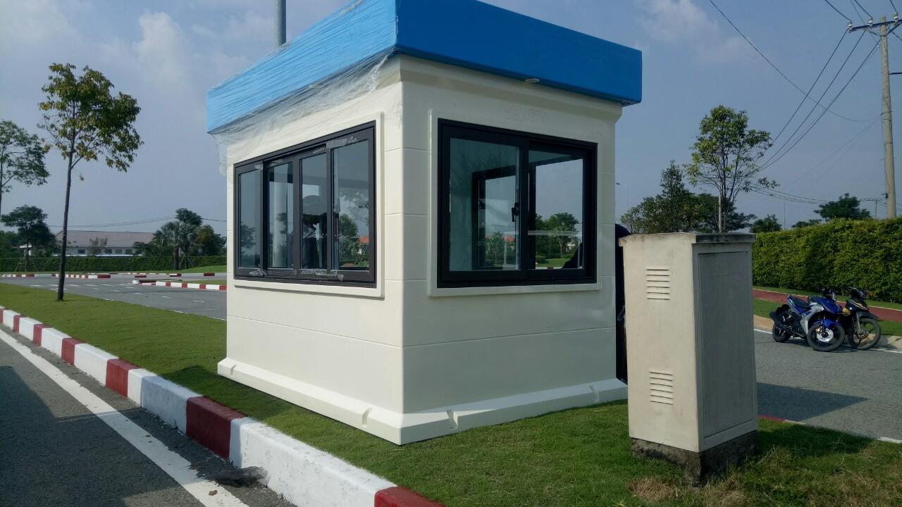 Nhà bảo vệ Handy Booths