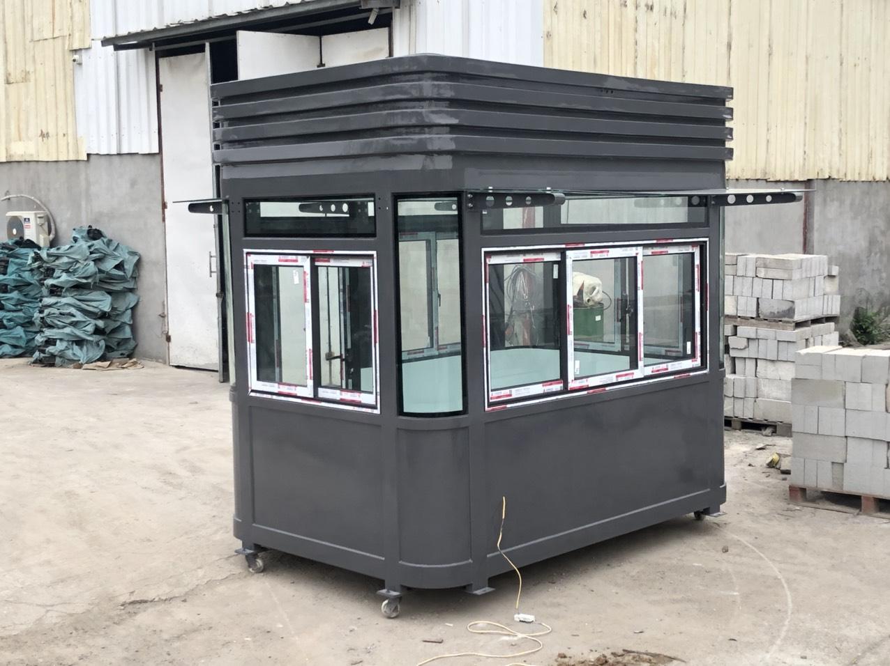 Lắp đặt cabin chốt an ninh trật tự tại Đồng Tháp