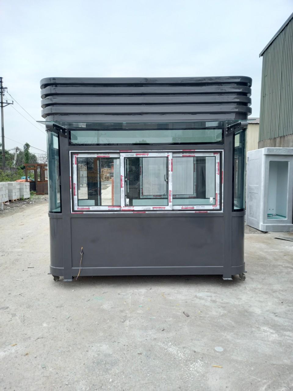 Nhà thầu cung cấp chốt bảo vệ tại Điện Biên